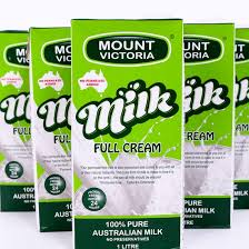 Sữa Mount Victoria Full Cream 1L